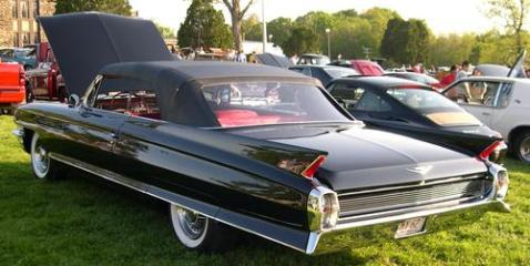 Cadillac Series 62 Later