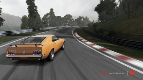 Forza 4 Mustang