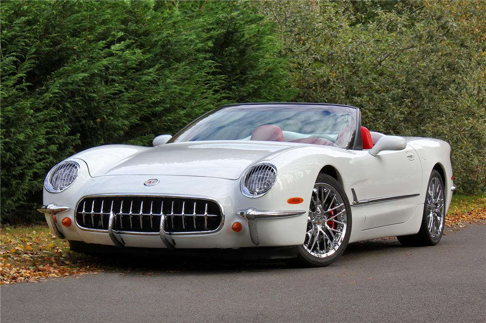 50th anniversary corvette commemorative the 50th anniversary. Cars Review. Best American Auto & Cars Review