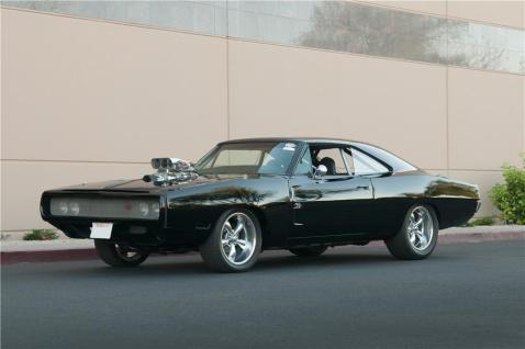 Dodge Charger B-J