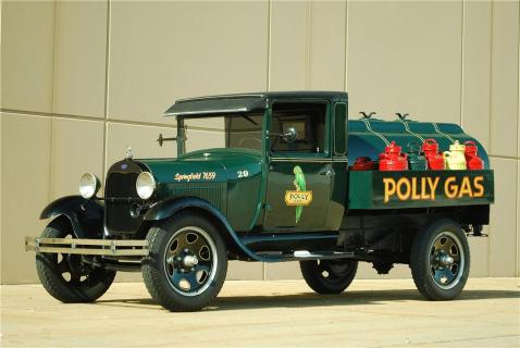 Ford Fuel Truck