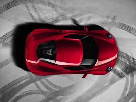Alfa Romeo 4C Top