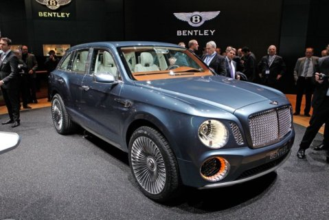 Bentley EXP