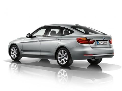 BMW 3 Series Gt Rear