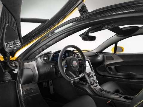 McLaren P1 Int 2
