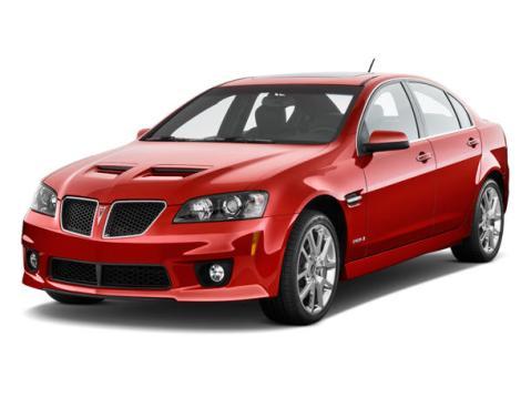 Pontiac G8 GXP Ext