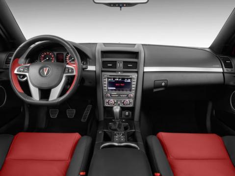 Pontiac G8 GXP int