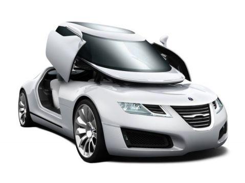 Saab Aero X Front