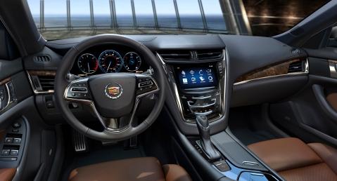 2014 Cadillac CTS Int 2