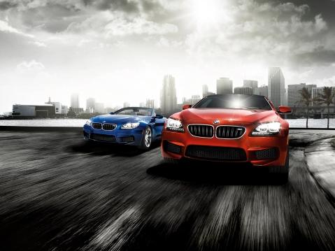 BMW M6 Front