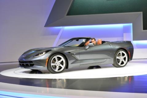 Corvette Stingray Convertible 1