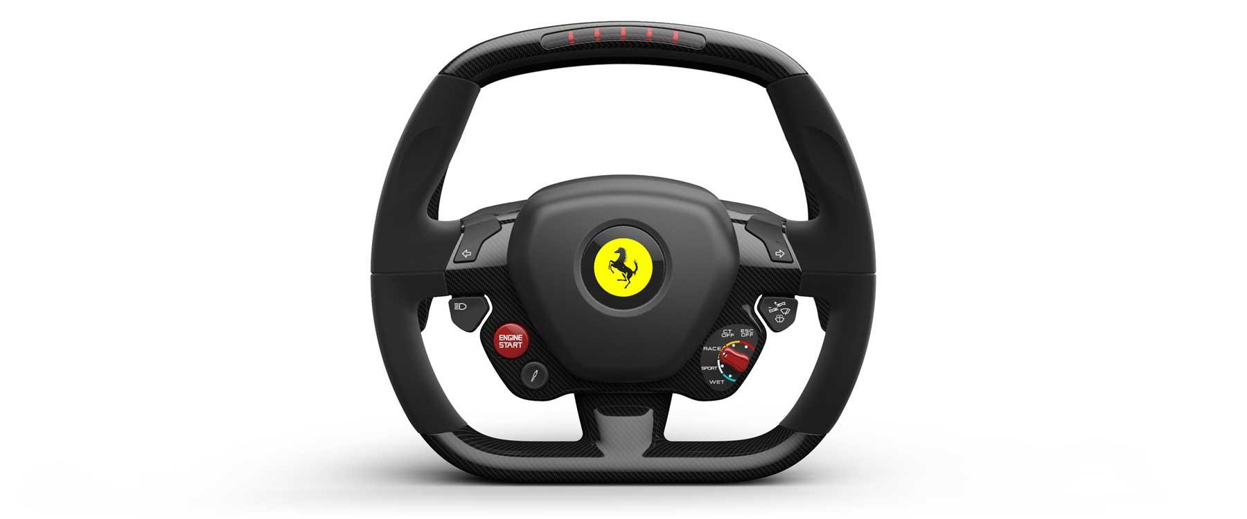Laferrari Steering Wheel Downshift Autos