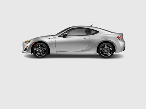 Scion FR-S Side