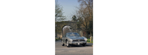 Aston Martin DB4GT Jet
