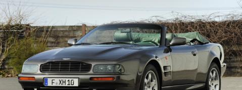 Aston Martin Vantage Volante Spec Ed
