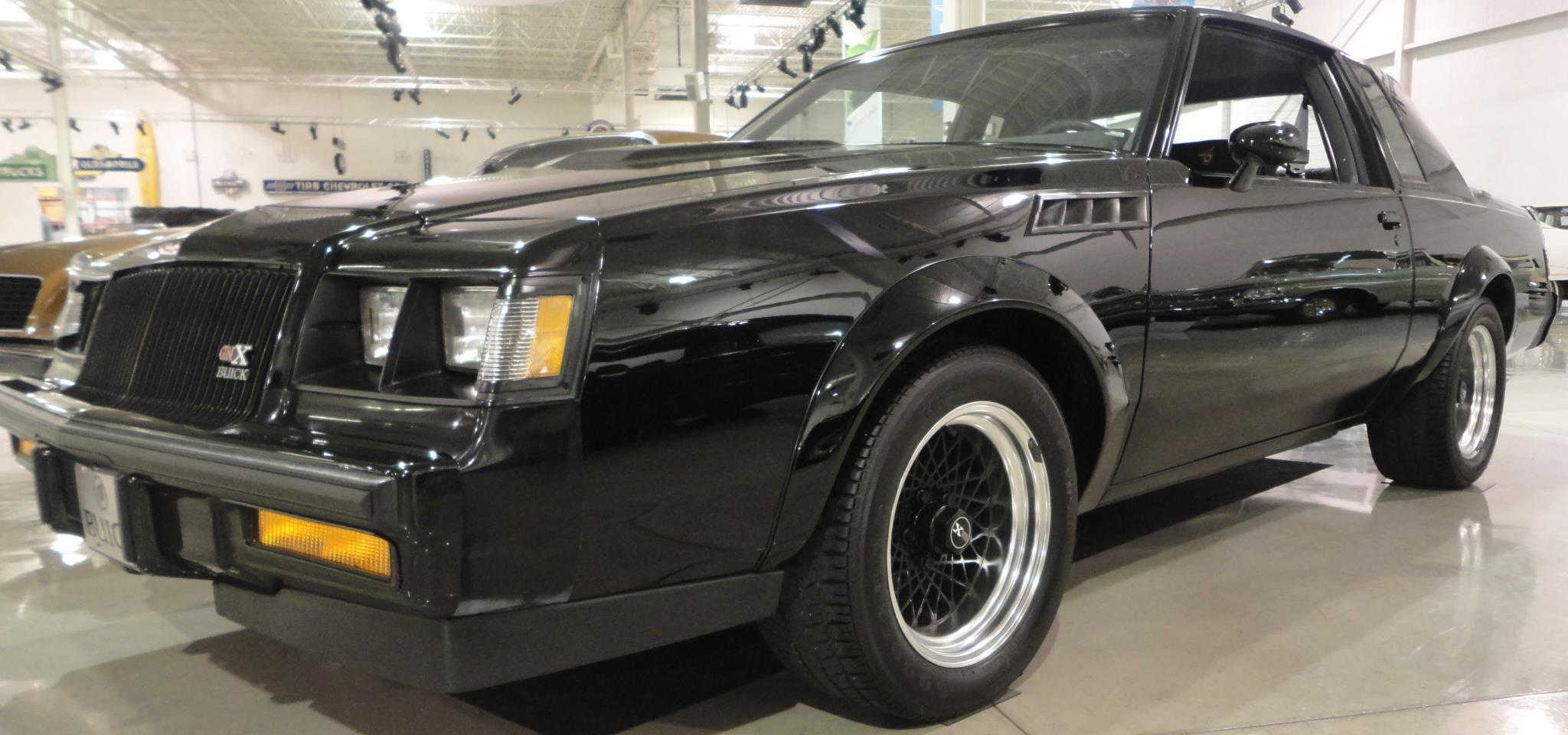 Buick To Revive Grand National And GNX Downshift Autos - Buick stock