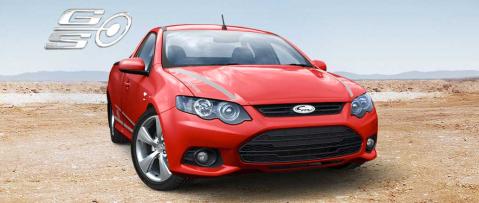 Ford Australia FPV GS Ute