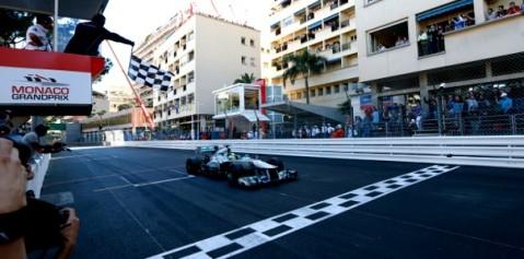 Rosberg Monaco 2013