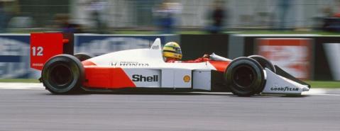 Senna McLaren