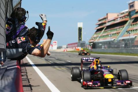 Red Bull F1 German GP 2013