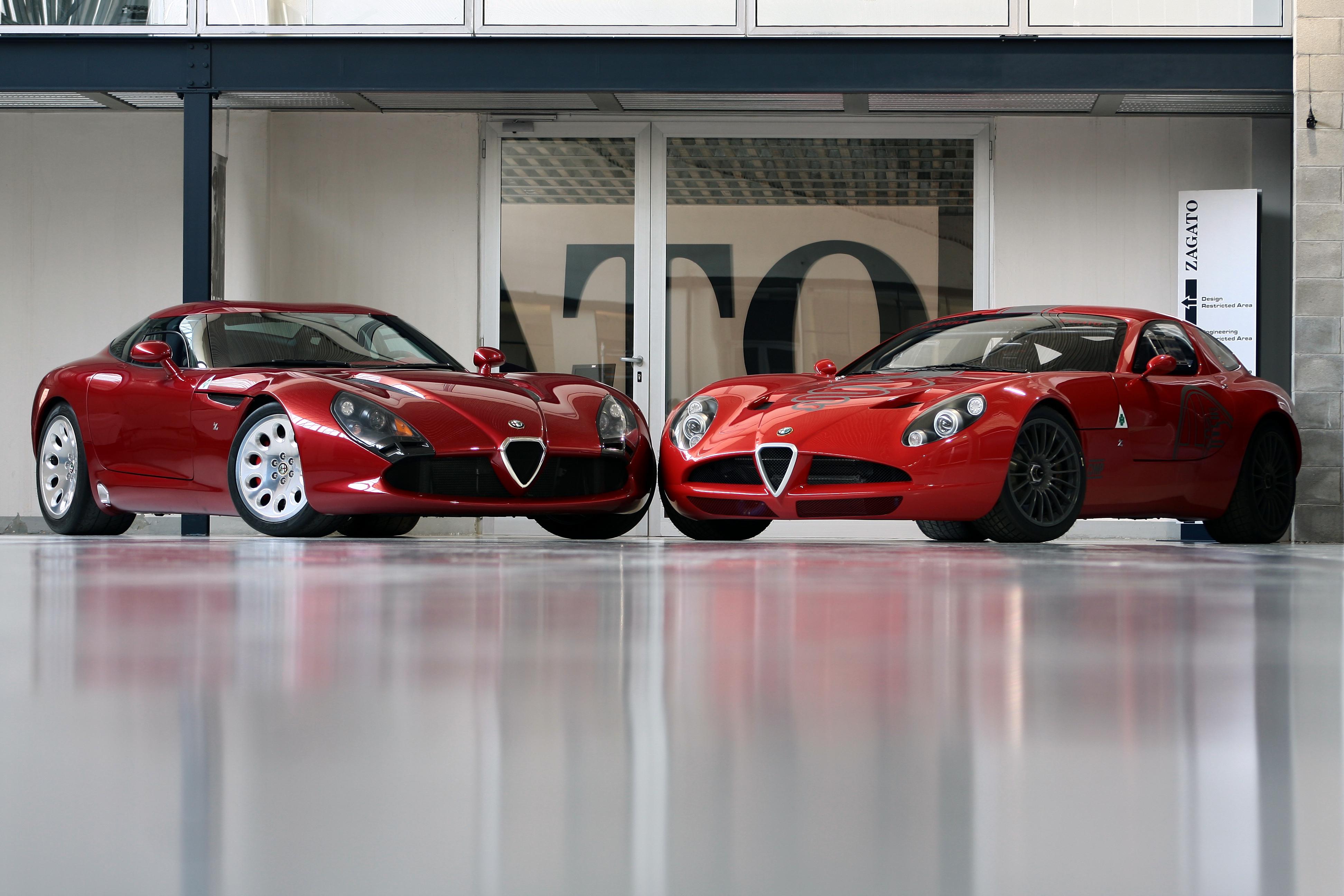 Alfa Romeo Бордовая  № 2426475 загрузить