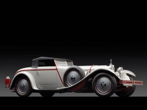 1928 Mercedes 680S RM Monterey