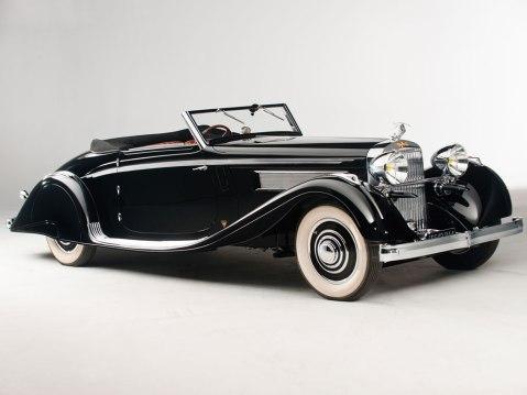 Hispano Suiza K6 Cabriolet RM