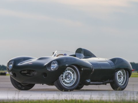 Jaguar D-Type RM Auction