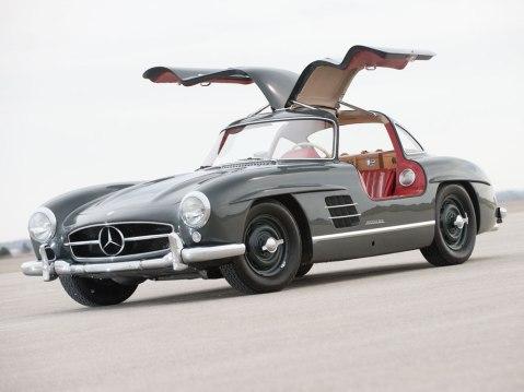 Mercedes 300SL RM