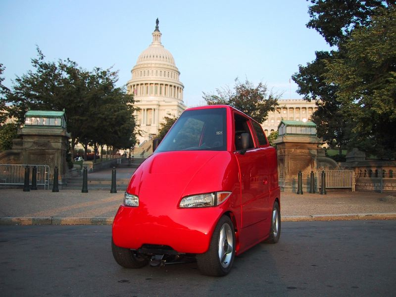 The Commuter Cars Tango T600 Is The Most Batshit Insane Car You Ve