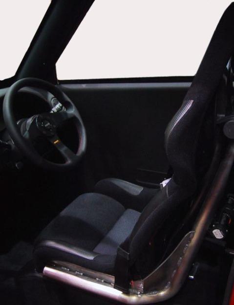 Tango T600 Interior