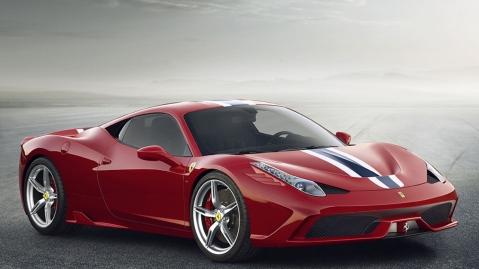 Ferrari 458 Speciale Front 34