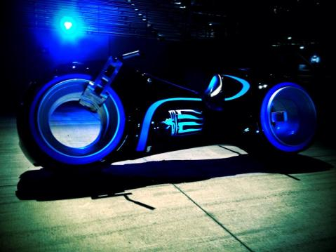 Parker Brothers Concepts Lightcycle 2