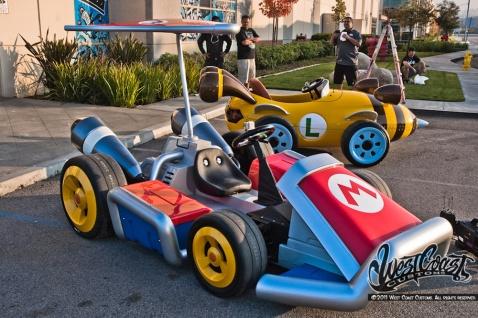 Real Life Mario Karts 2