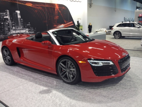 Everybody loves an R8