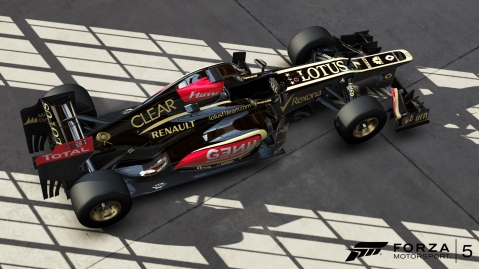 Lotus F1 Turn 10 Forza